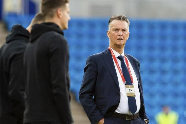 范加尔:我的运气总是不错  但荷兰已不是顶级强队