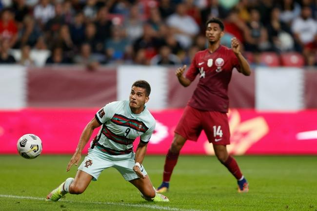 热身-B费进球 格德斯助攻造红牌 葡萄牙3-1卡塔尔