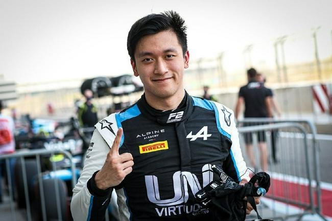 权威媒体称周冠宇正接近签约成为F1车手