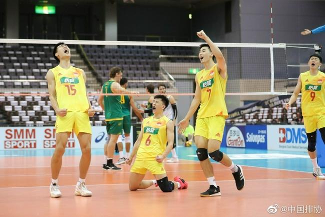 男排亚锦赛日伊会师决赛 中国将与中国台北争季军