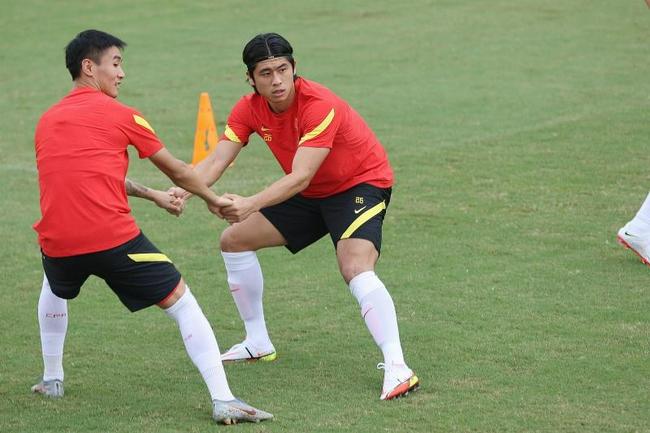 马德兴:国足目标非常明确 与越南队比赛必须拿下