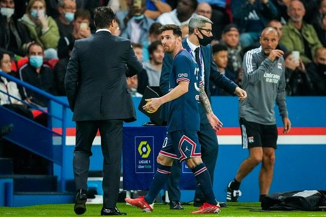 梅西根基确定缺阵周末联赛 争取对阵曼城前复出