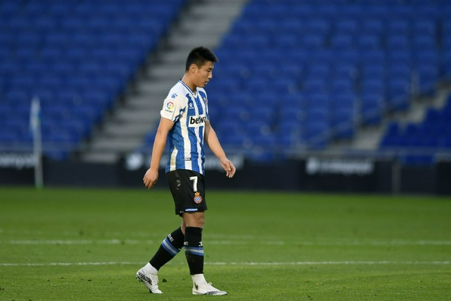 沪媒:西班牙人终于赢球 但武磊却是本场失败者