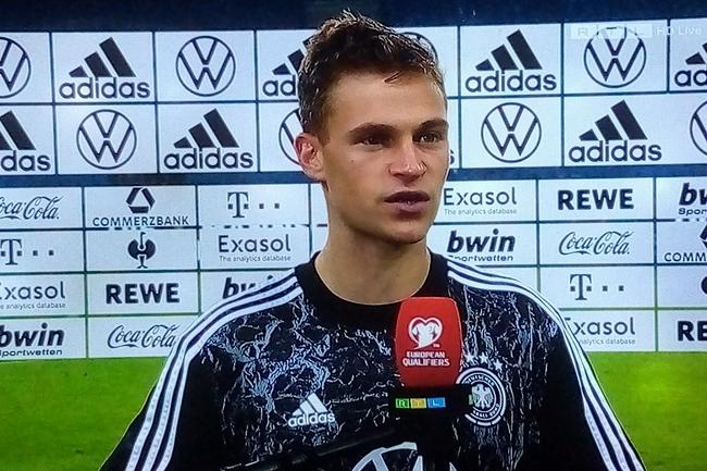 德国主教练弗里克:丢球让我们恼火 但德国配得上获胜!