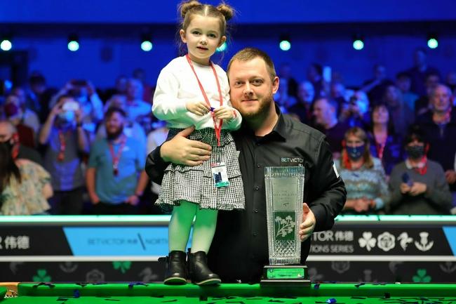 时隔3年再夺排名赛冠军 艾伦:希金斯是最好的之一