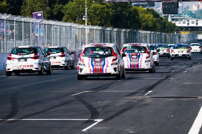 CTCC 中国杯群车图