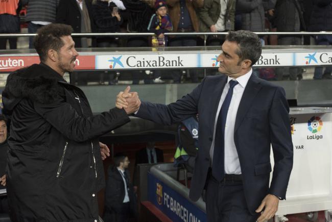 巴帅:巴萨还未获得西甲冠军 相信能客场赢曼联