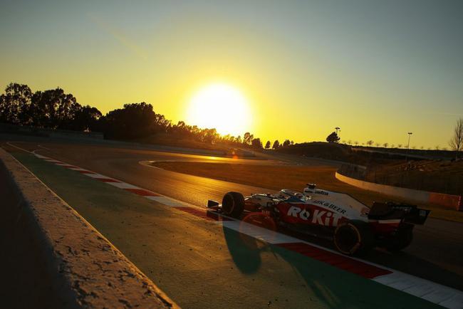卡莱尔:威廉姆斯车队新赛季力争进Q2