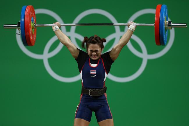 奥运冠军斯里苏拉特