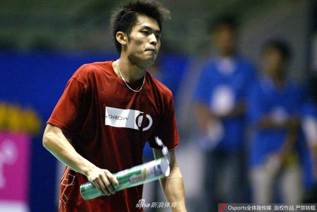 最伟大男运动员林丹上榜 羽毛球运动有他就精彩