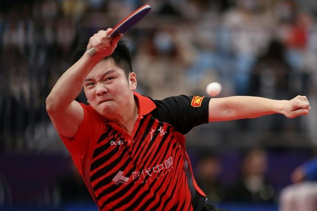 樊振东3-0横扫王博,助广东队3-0淘汰黑龙江队进4强。