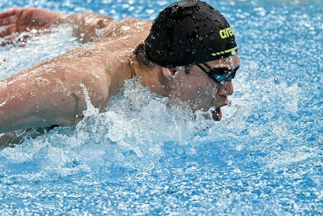 全运游泳综述:续写奥运精彩 再创新的辉煌