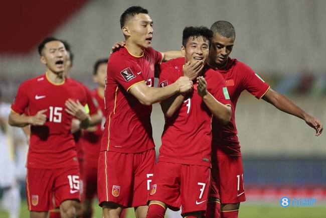 黄健翔:感谢拼到最后,感谢运气眷顾中国足球!