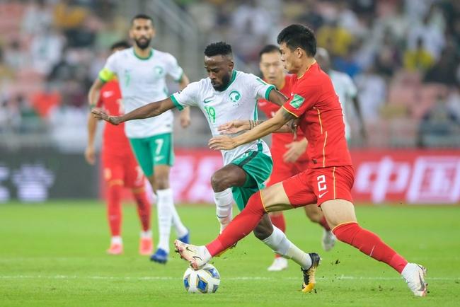 沙特3-2中国
