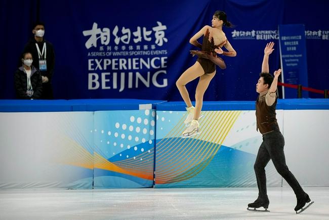 国际奥委会:参赛运动员对冬奥测试赛反馈非常积极