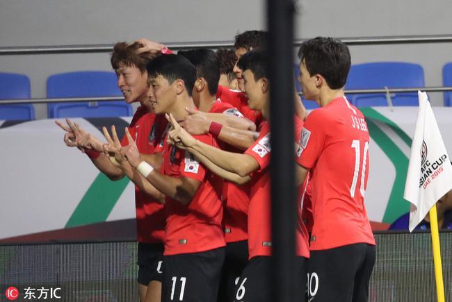 韩国击败菲律宾