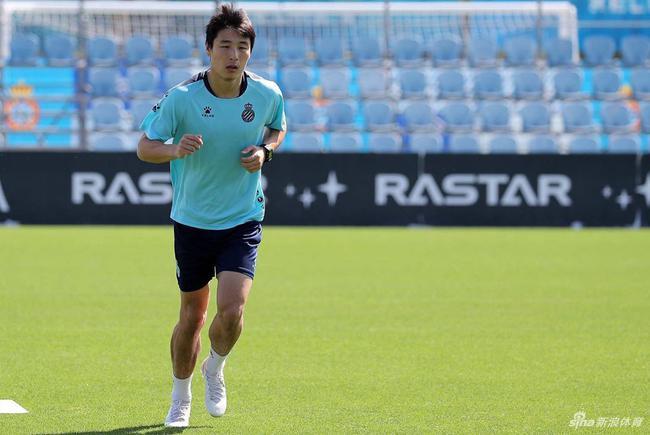 武磊痊愈后归队恢复训练 按西甲规定只能单独练习