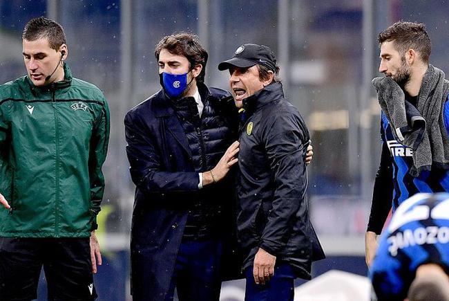 2018-19赛季欧冠小组赛,国米只需末轮主场拿下埃因霍温就能出线