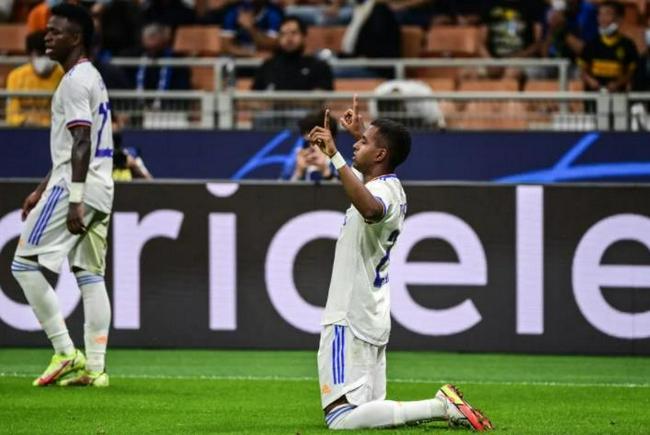 欧冠-卡马温加助攻罗德里戈绝杀 国米主场0比1不敌皇马!