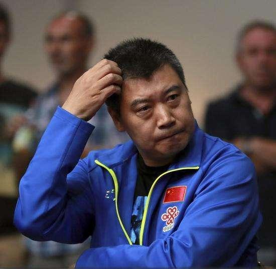 李隼:国乒再次集结队内竞争重新开始 且非常残酷