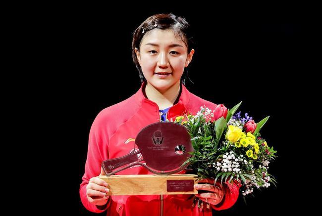 陈梦:积累信心和底气 非常渴望征战奥运会