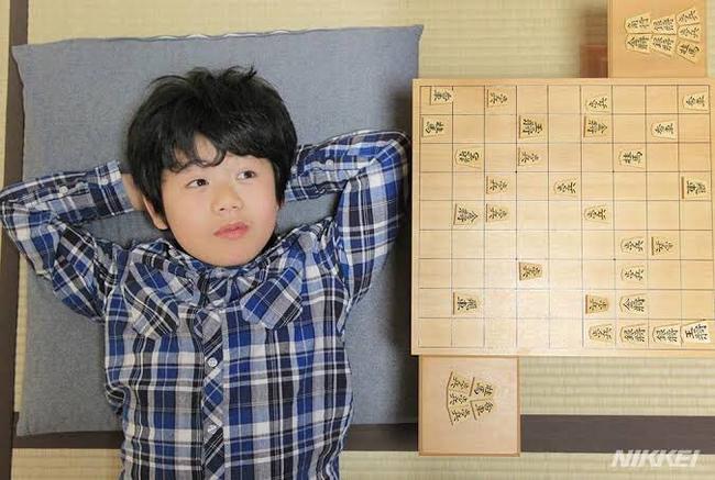 小年时的藤井聪太