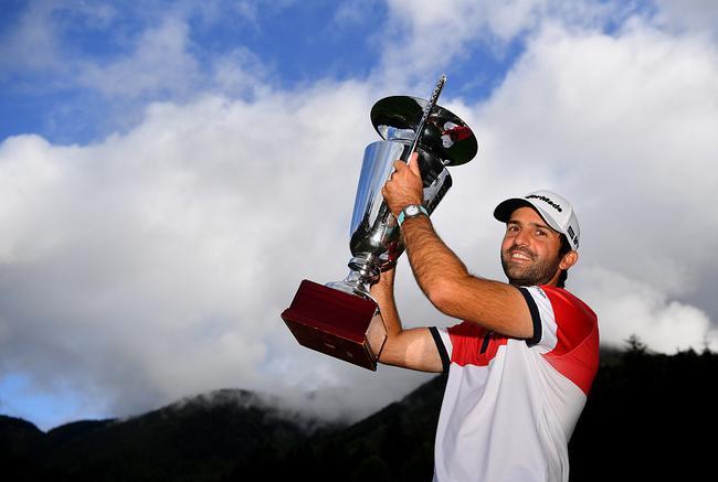 欧拉姆银行公开赛斯塔尔特逆转夺冠 赢欧巡赛首冠