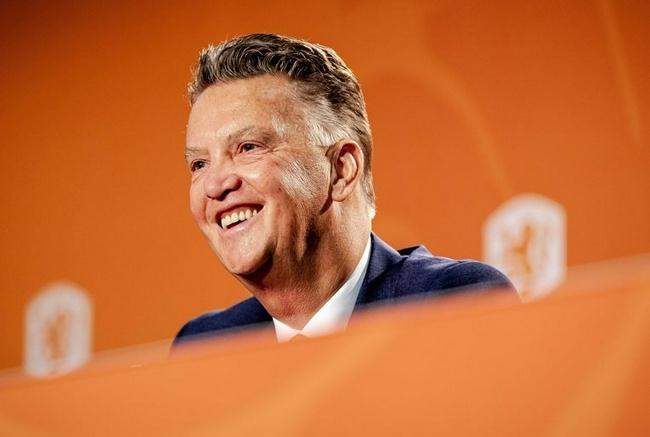 范加尔:我是荷兰主教练不二之选 要率荷兰夺世界杯