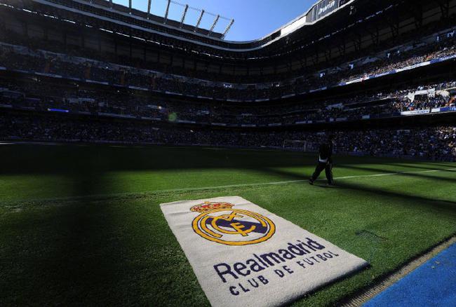 皇马俱乐部价值达到34.78亿欧元