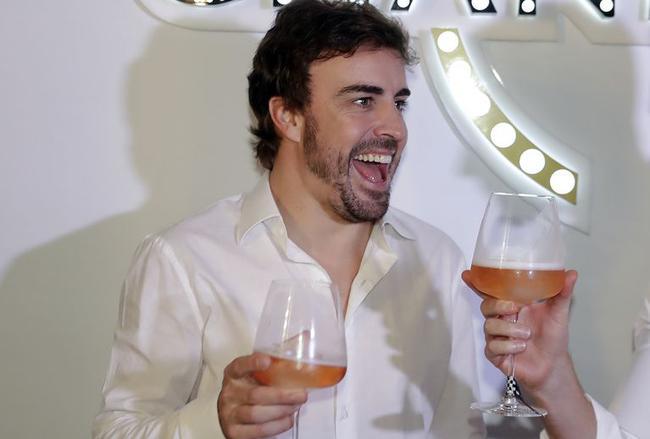 西班牙车手阿隆索