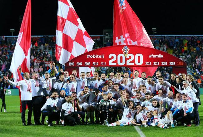 欧预赛-克罗地亚3-1锁头名 威尔士2-0迎末轮决战