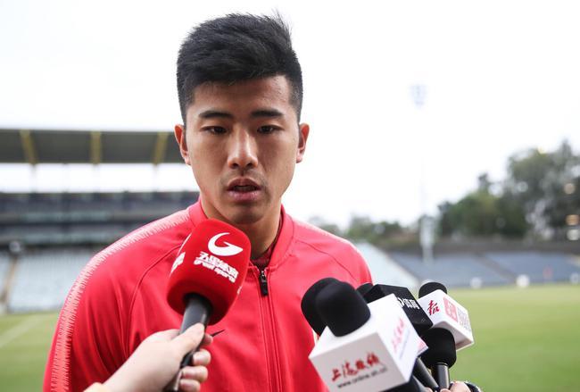 李圣龙:主教练想用热身试验打法 我的状态不是最好