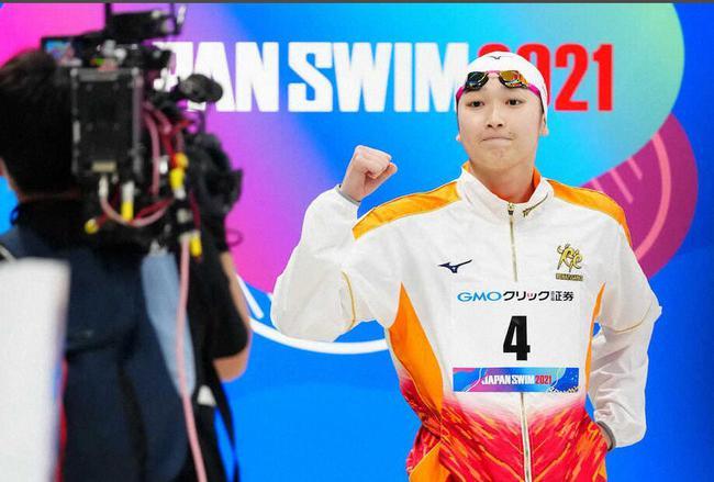 白血病游泳女将全锦赛包揽四冠 东奥至少参赛两项