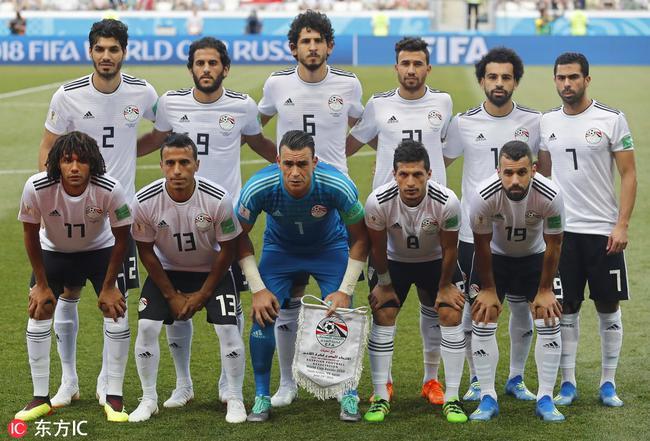 参加俄罗斯世界杯的沙特队始发