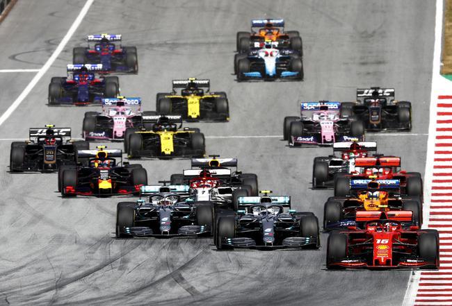 2021年F1規則仍存分歧