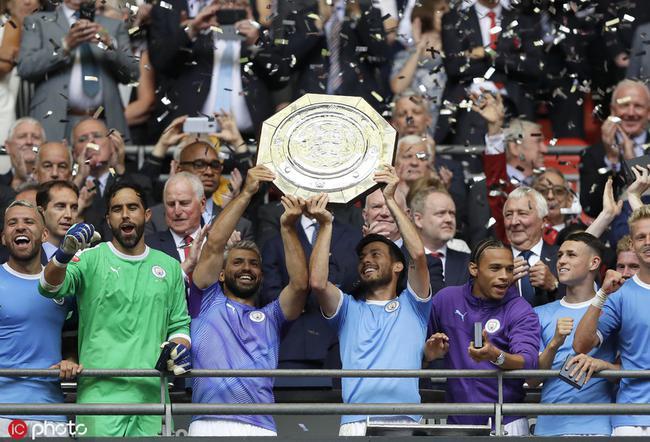 费迪南德:看好曼城英超三连冠 残阵都赢利物浦