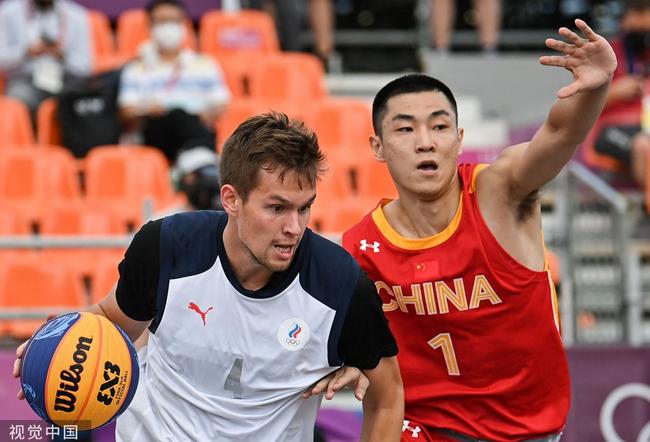 中国男篮3X3再度失利 实力接近最后3分钟崩盘