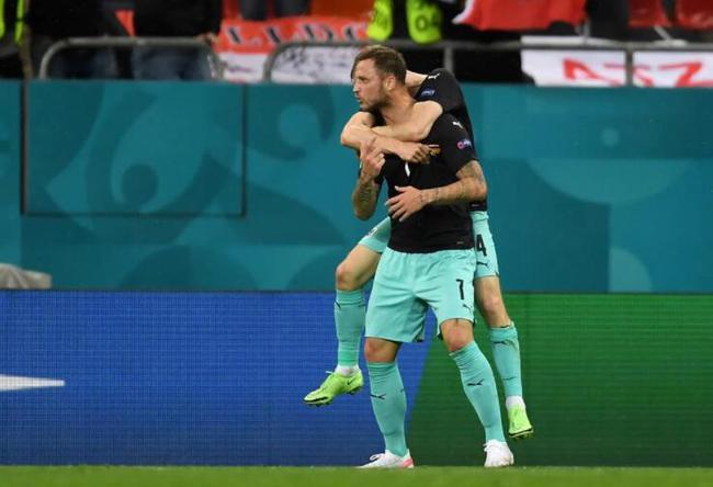 欧洲杯-海港前锋替补进球 奥地利3-1取胜北马其顿