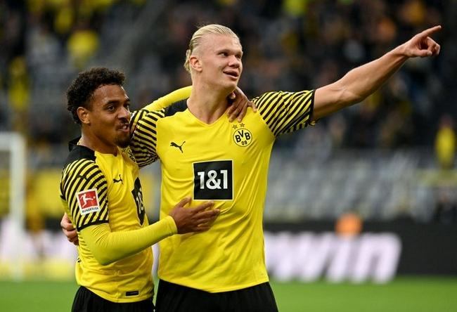 哈兰德本赛季已打入11球并列首位 48场德甲47球史上最快!