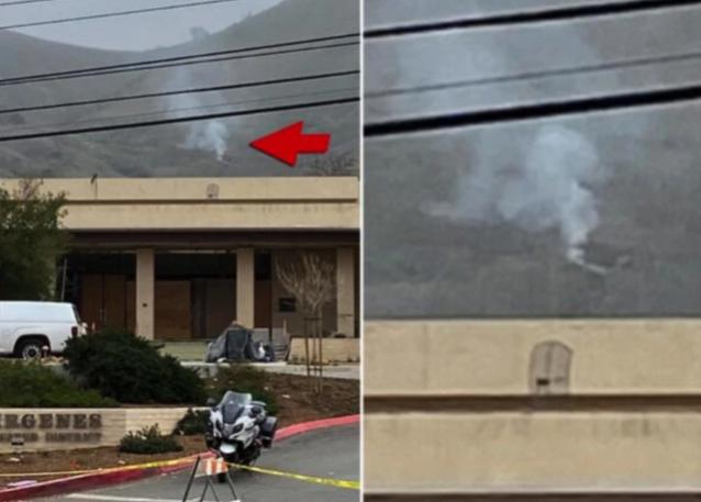 科比直升机失事原因曝光:洛杉矶大雾盘旋6次
