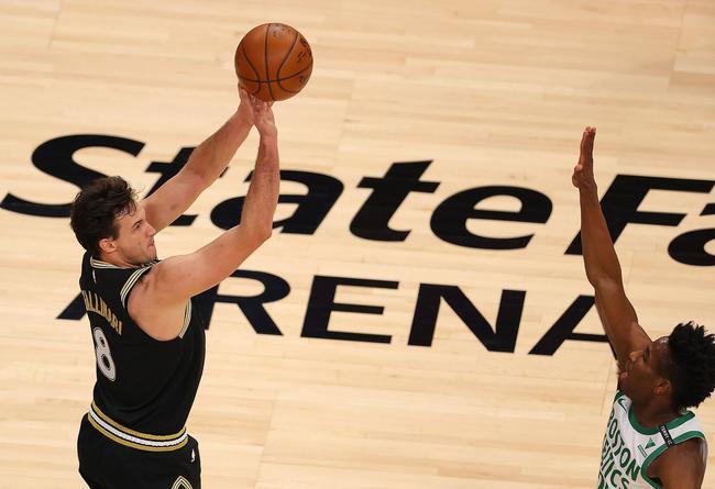 38+6!单场10三分!这雷霆弃将打破NBA历史纪录