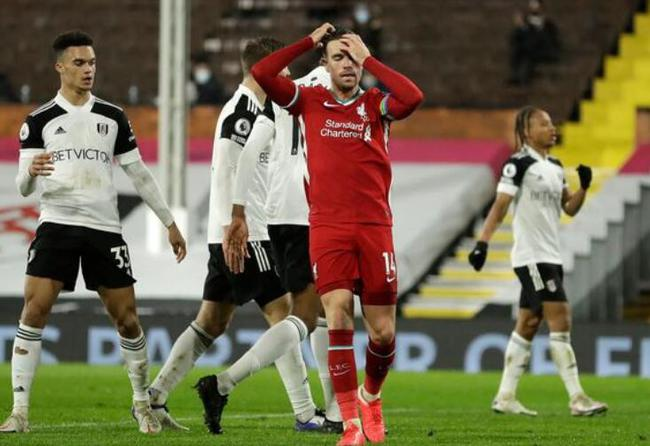 利物浦也踢不动了?靠克洛普半场鼓劲 咬牙别输