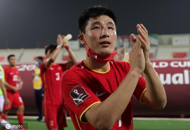 武磊!中国男足目前最大王牌 独一无二的至尊存在