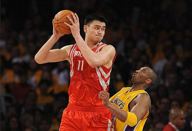 前NBA球员回忆姚明:身材壮过奥胖,球商一流