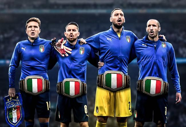 创造历史!意大利连续36场不败破世界纪录