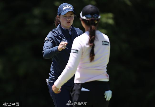 马奎尔争当爱尔兰第一个LPGA冠军 刘瑞欣次轮攀升