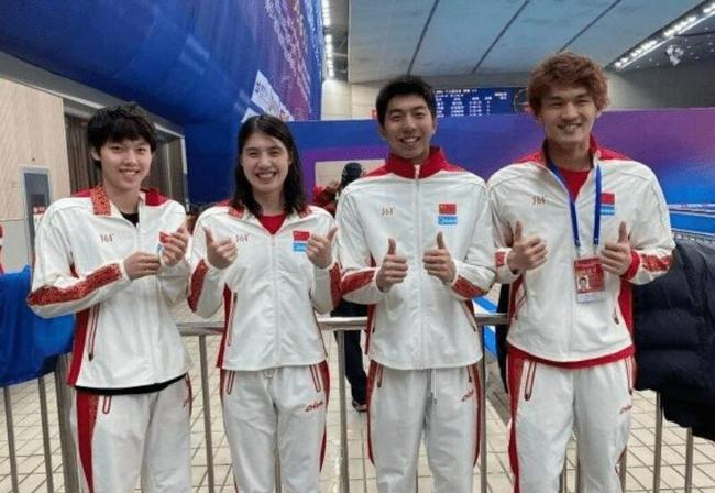 外媒评最容易破游泳世界纪录 中国队保持的最脆弱