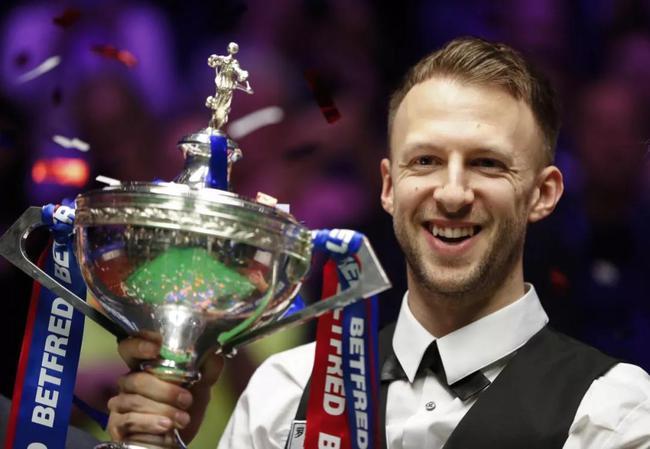 特鲁姆普世锦赛首次夺冠