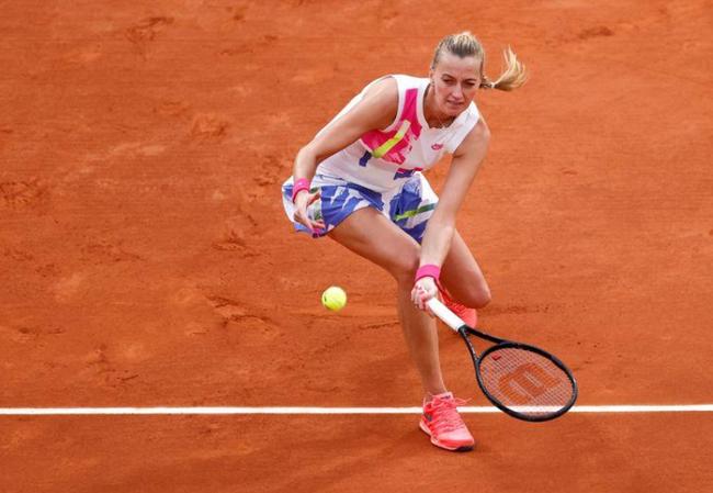 两届温网女单冠军捷克名将科维托娃表示,期望东京奥运会可以举办