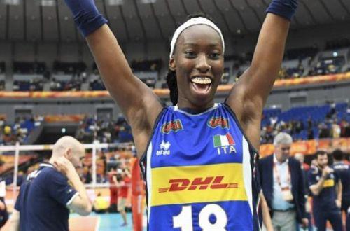 意大利女排20人奥运名单 埃格努领衔大波塞蒂落选